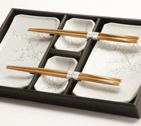 Zestaw do sushi Sakura dla dwóch osób