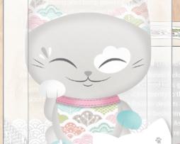 kot szczęścia