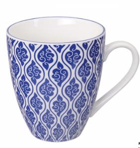 porcelanowy kubek orient z serii Tokyo design 250 ml