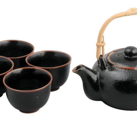 Komplet do parzenia herbaty Emiri, dla 4 os.
