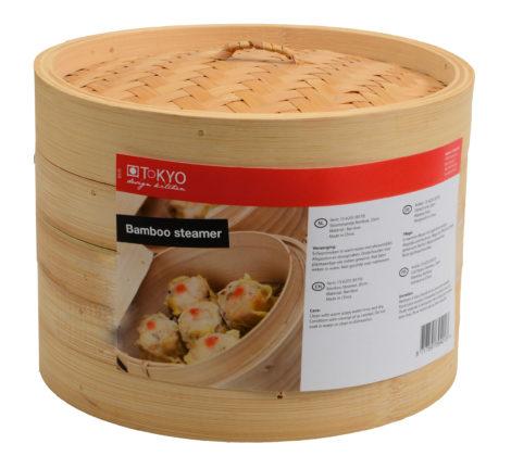 bambusowy parownik