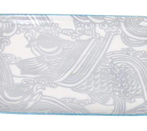 Talerz do serwowania sushi Shiki 21,5 x 12,5 cm
