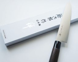 tojiro zen kasztan nóż szefa kuchni 18 cm pudełko