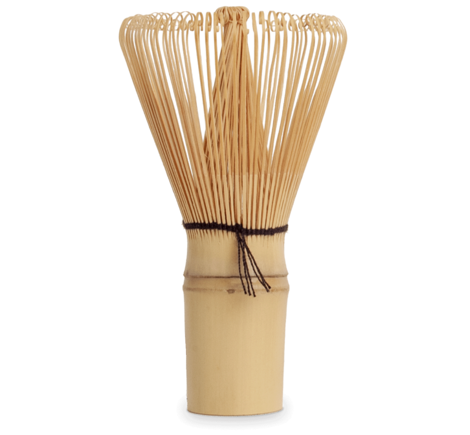bambusowy chasen do matchy