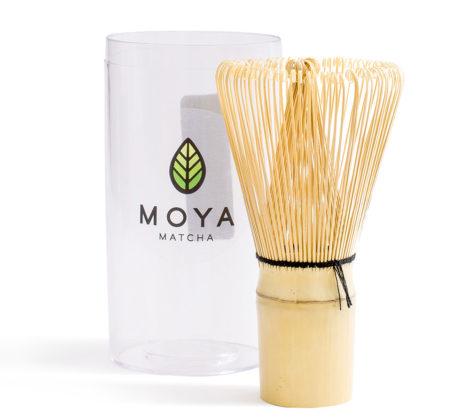 Bambusowy Chasen do Matchi - miotełka
