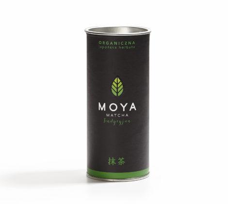 Japońska Moya MATCHA bio tradycyjna - 30 g