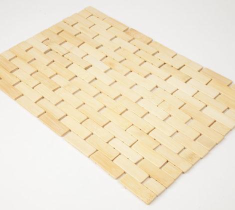 Mata bambusowa na stół II 45 x 30 cm.