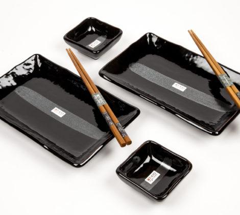 Japoński zestaw do sushi Mizuki II dla 2 osób