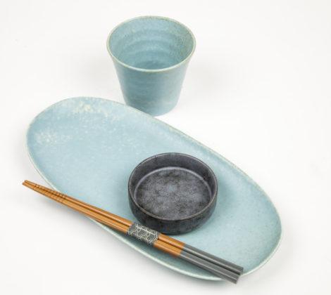 Japoński zestaw do sushi Nagomi I premium dla 1 osoby