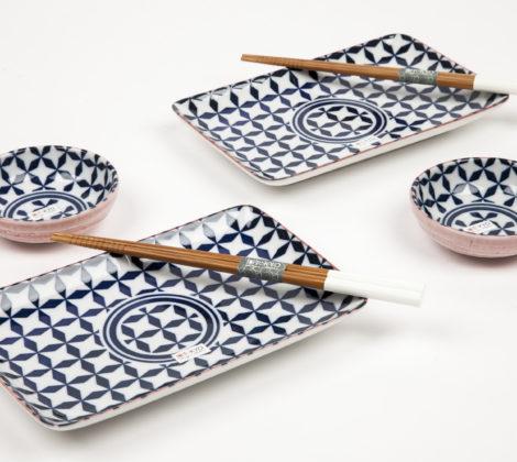 Zestaw do sushi Geo New dla 2 osób Tokyo design Studio