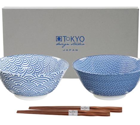 zestaw 2 misek Nippon II tokyo design