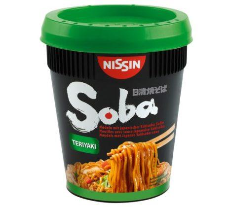 Makaron Soba teryaki Nissin 90 g
