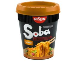 Makaron Soba curry Nissin 90 g