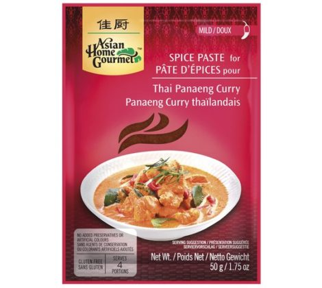 Pasta do tajskiej Panaeng Curry AHG 50 g