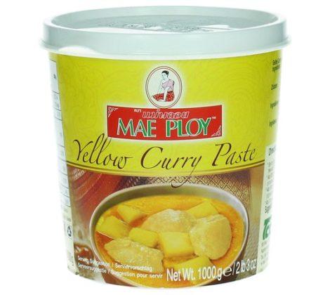 Pasta curry żółta Mae ploy 1 kg