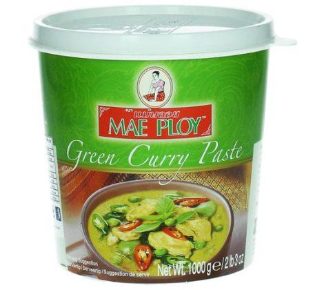 Zielona pasta curry Mae ploy 1 kg