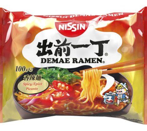 Makaron ramen pikantny Nissin 100 g