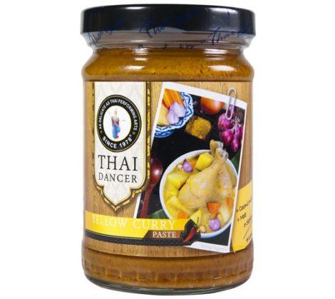 Pasta przyprawowa do żółtego curry TD 227 g