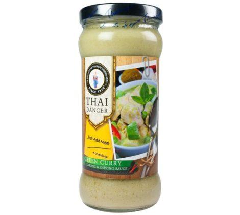 Sos Thai dancer Zielone curry 335 ml