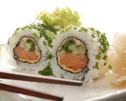 produkty do sushi i kuchni tajskiej