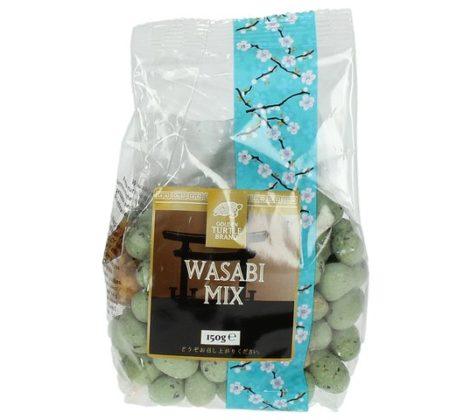 Mix orzeszków ziemnych z wasabi GT 150 g