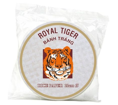Papier ryżowy Royal Tiger 22 cm, 500 g