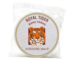 Papier ryżowy Royal Tiger 22 cm, 500 g