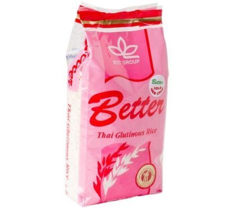 Ryż tajski kleisty Better 1 kg
