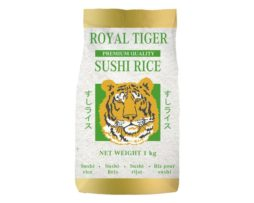 ryż do sushi royal tiger 1 kg