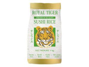 ryż do sushi royal tiger 1 kg