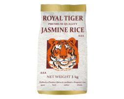 ryż jaśminowy royal tiger 1 kg