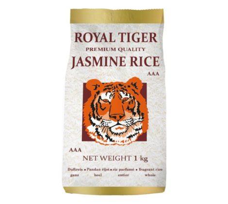 ryż jaśminowy royal tiger 1 kg