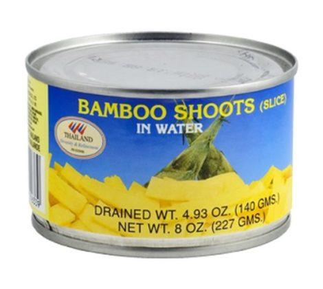 Paski bambusa marynowane TU 227 g