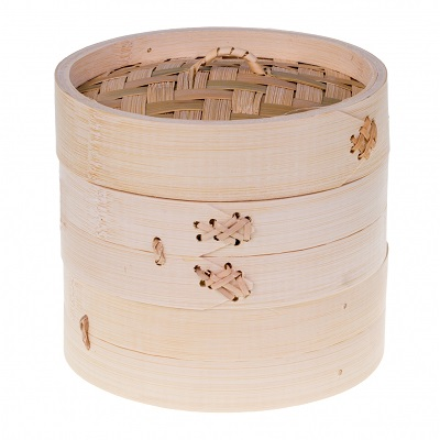 Bambusowy parownik 15 cm