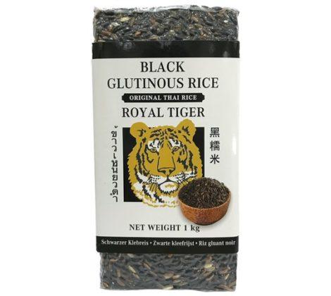 Ryż czarny kleisty Royal Tiger 1 kg
