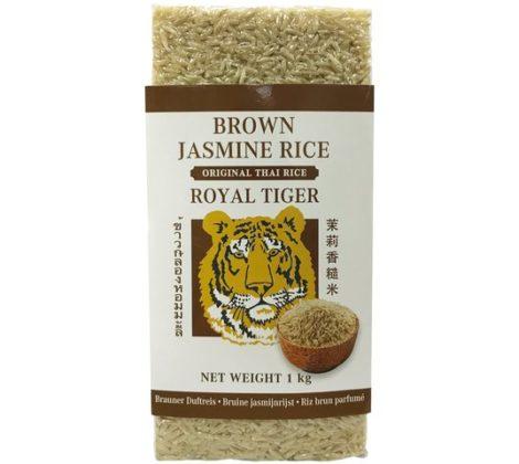 Ryż brązowy jaśminowy Royal Tiger 1 kg