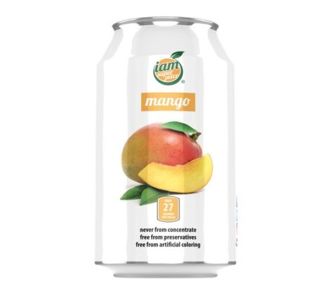 Napój mango Iam sjuice 330 ml