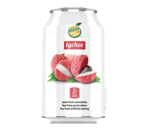 Napój lychee Iam sjuice 330 ml