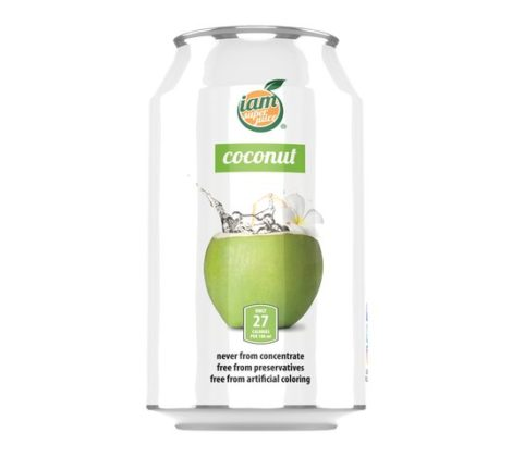 Napój coconut Iam sjuice 330 ml