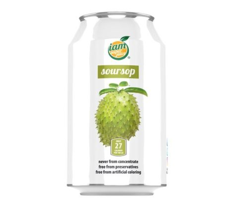 Napój soursop Iam sjuice 330 ml