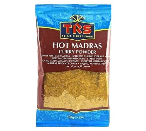Curry mielone madras TRS 100 g