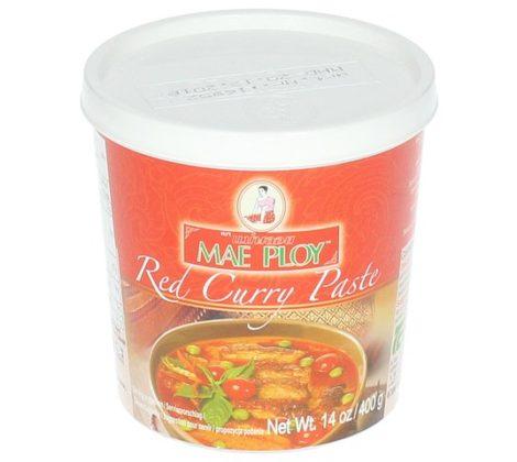 Pasta curry czerwona 400 g Mae ploy