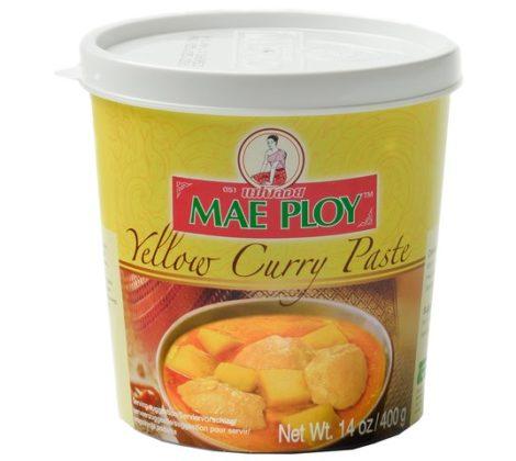 Pasta curry żółta 400 g Mae ploy