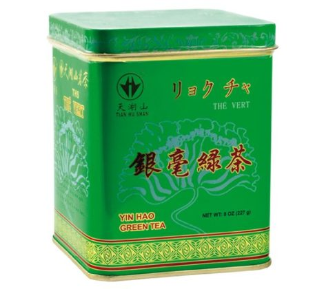 Herbata zielona liście THS 227 g