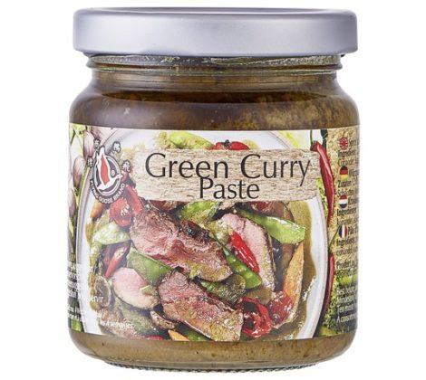 Pasta zielone curry FG 195 g