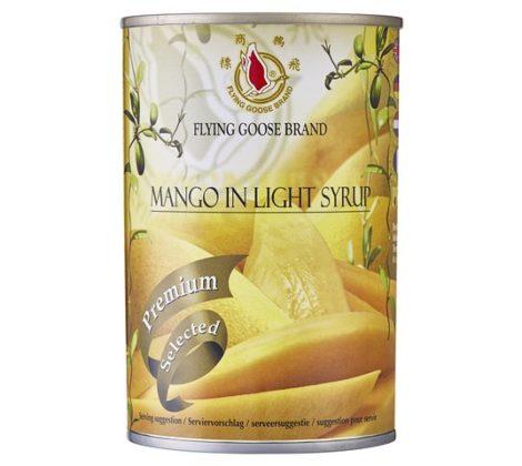 Owoc mango w zalewie FG 425 g - w kawałkach