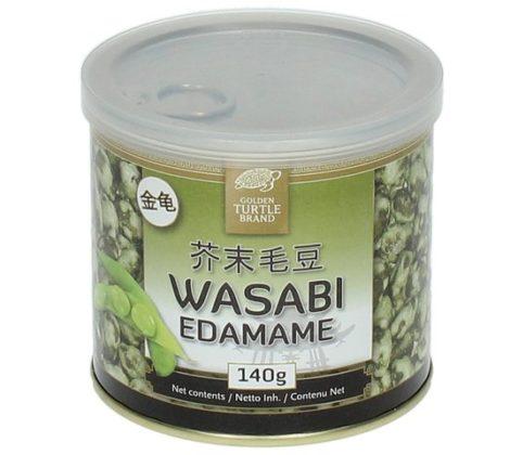 Groszek wasabi Edamame GT 140 g