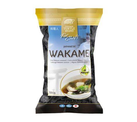 Glony Wakame cięte Premium GT 100 g