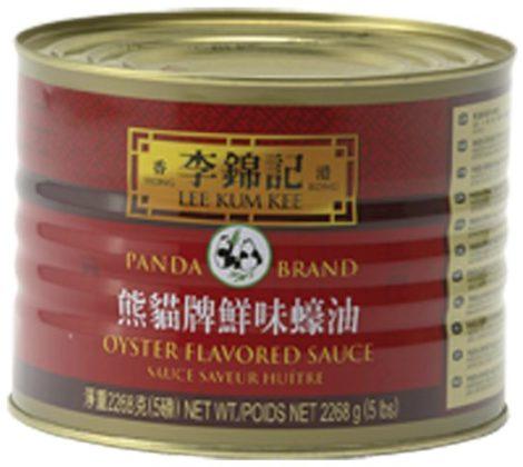 Pasta ostrygowa Panda 2,27 kg