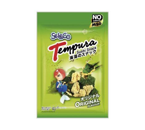 Snacky tempura Seleco 40 g